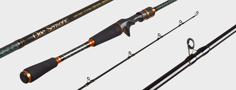 Flipping and Pitching High Sensoric Mission - Casting Rods